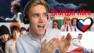 Reaction Czech Republic national final Eurovision 2020 (ESCZ 2020)