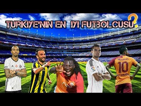 Türkiye'nin En İyi 10 Futbolcusu 2017-2018