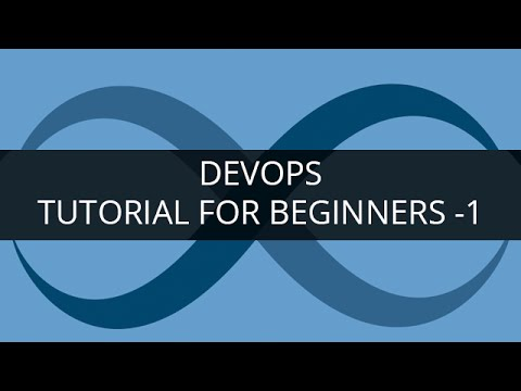 Devops Tutorial 1 Devops Tutorial For Beginners 1 Devops