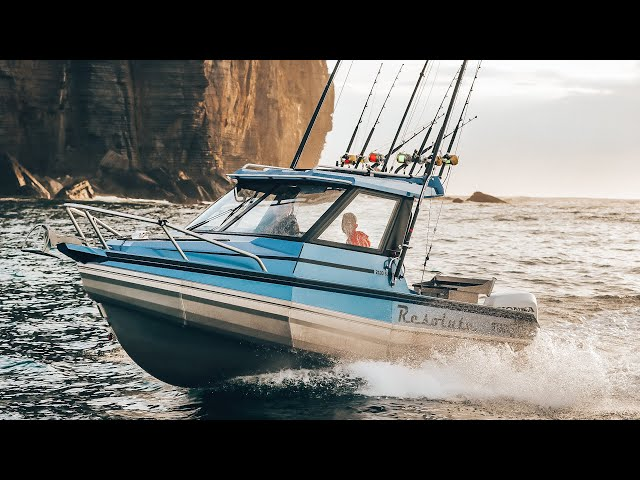 Stabicraft 2100 Supercab - Bec & Tim's Ultimate Offshore Adventure Rig