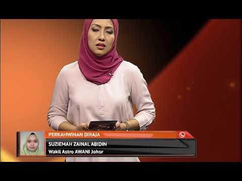 Perkahwinan Diraja Anakanda Sultan Johor