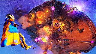 Fortnite Operation: Sky Fire Season 7 Finale Event Gameplay