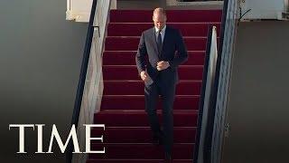 Prince William Arrives In Israel For Historic Royal Visit | TIME