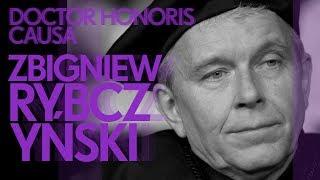 Zbigniew Rybczyński  Doktor Honoris Causa