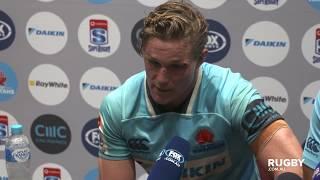 2018 Super Rugby Round 10: Waratahs press conference
