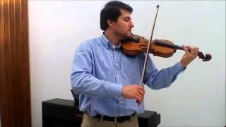 Suzuki Violin Book 2, No. 2: Musette
