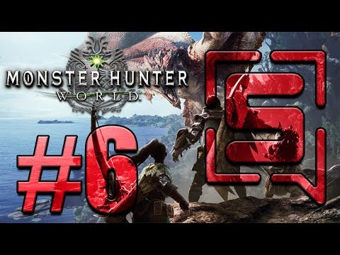 Monster Hunter World (PC) - Stream VOD #6 thumbnail
