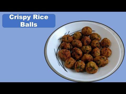 crispy-rice-balls.-leftover-rice-recipe.