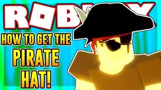 HOW TO GET THE PIRATE HAT IN VESTERIA   Roblox
