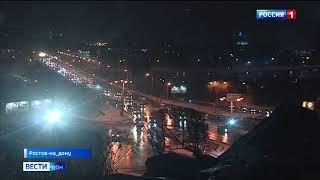 Прошедшая ночь на Дону оказалась самой холодной с начала зимы
