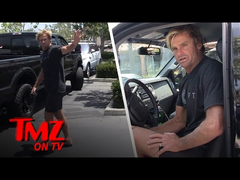 Surfer Laird Hamilton Has A Theory On Why Women Are More Likely To Get Attacked By Sharks | TMZ TV