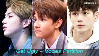 "[PRODUCE 101] Jason Derulo - ""Get Ugly"" (Mix with. Ong Seongwoo, Kang Daniel, Kim Samuel)"