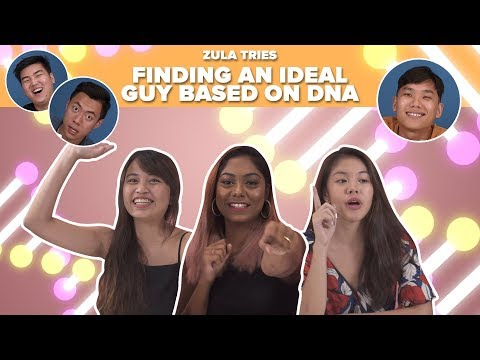 ZULA Tries: Finding An Ideal Partner Based on DNA + GIVEAWAY | EP 16