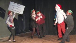 """""""Elf Strike""""-- A Cappella Sketch Comedy"""
