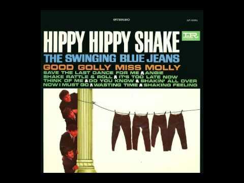 Hippy Hippy Shake | Full LP Stereo | Swinging Blue Jeans
