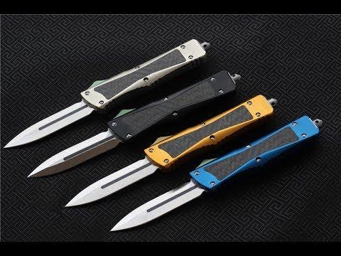 2018 Vespa Combat Troodon Style knife  EPIC OTF!!!!! $160?!?!?
