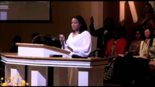 """Supplication, Intercession, and Travail "" Part 1- Pastor Tamara Bennett"