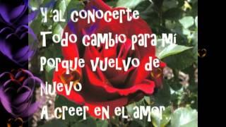 Grupo Romance - Y me Enamore ( Con letra )
