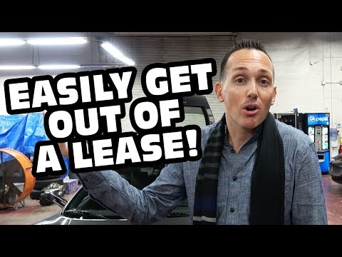 How To Get Out Of A Lease Or Get Into A Lease For Less!