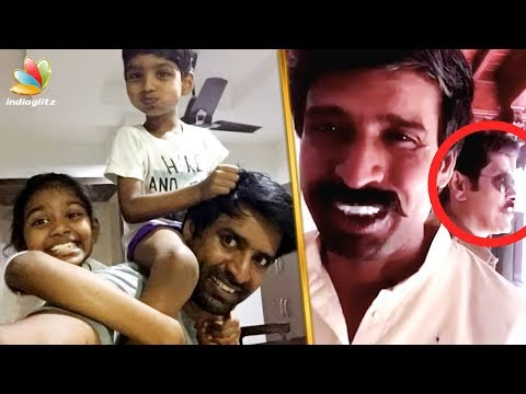Soori's Special Moments with his Daughter | Saamy Square, Vikram | Latest Cinema News