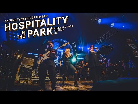 London Elektricity Big Band -  I Remember The Future (Hospitality In The Park 2016)