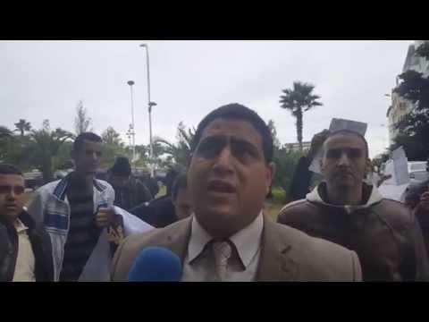 القاضي الهيني يشرمل القضاء المغربي ويُطلق صرخة مدوية ومؤثرة بعد قرار استئنافية تطوان منعه من التسجيل في المحاماة