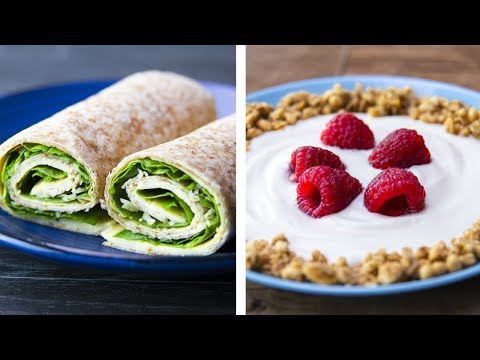 9 Healthy Back To School Breakfast Ideas