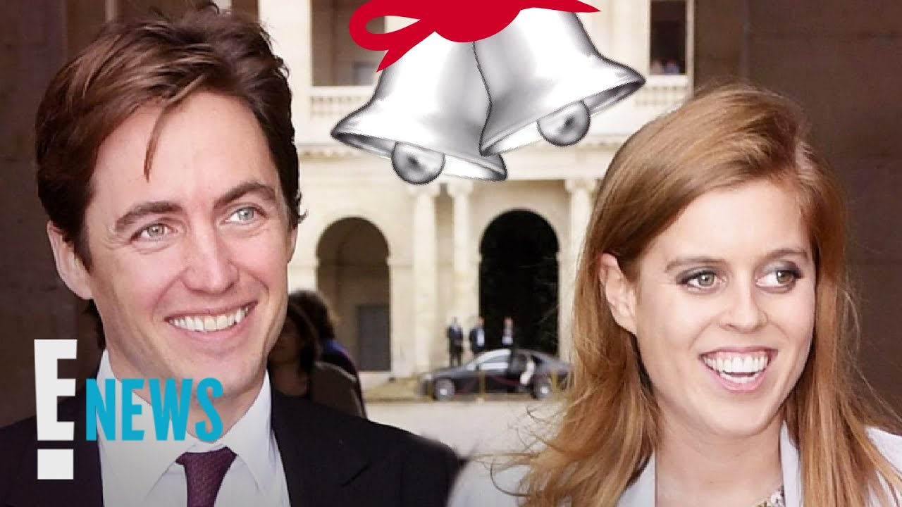 Princess Beatrice Officially Ties the Knot | E! News