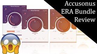 Accusonus ERA bundle Plugin review. | Get your audio right!