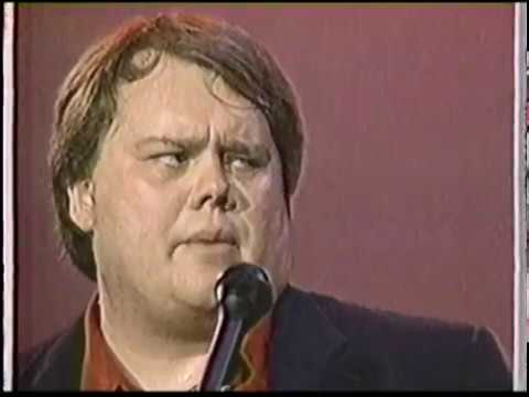 Louie Anderson at the Guthrie  1987