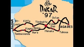 NHKスペシャル ダ・カールラリー '97 極限を駆け抜けた16日間.