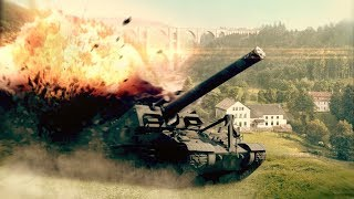 Ворлд оф танк - АРТА |  Почему арту нужно срочно вывести из ворлд оф танк | Артиллерия в мире танков