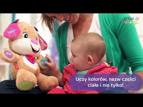 Fisher-Price - Siostrzyczka Szczeniaczka Poziomy Nauki POLSKI CJY94 - Www.krainazabawy.pl