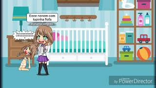 A menina infantil #1