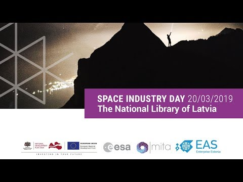 Riga Space Industry Day