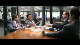 The Wolf of Wall Street Official Trailer #1 2013 Martin Scorsese, Leonardo DiCaprio Movie HD (Low