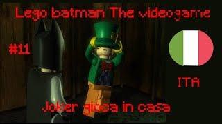 Lego Batman: The Videogame - #11 Joker gioca in casa 🦇🎮