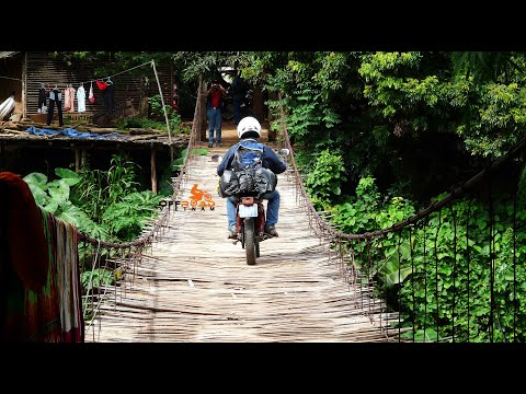 Hanoi - Mai Chau - Moc Chau Motorbike Tours 2013 | https://OffroadVietnam.com