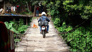North Vietnam Motorbike Tours, Mai Chau Dirt Bike Adventures