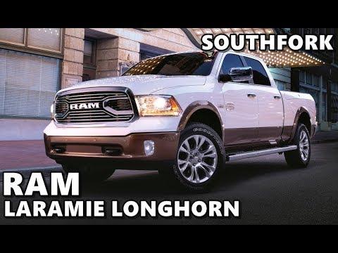 Ram Laramie Longhorn Southfork Edition 2018 Youtube