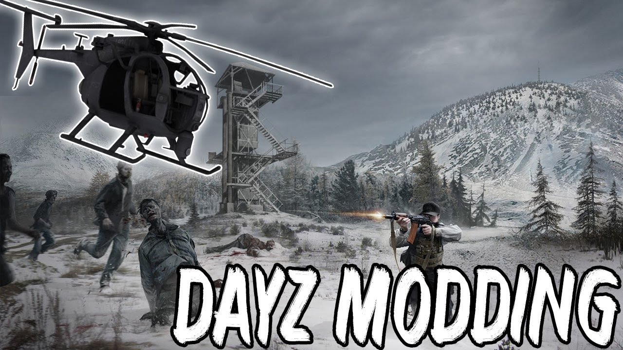 DayZ 0.63 Modding - All we know & what's to come - Basebuilding mods & Namalsk