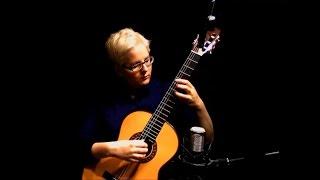 [Kotaro Oshio] Wind Song 押尾コータロー - 風の詩 (classical guitar)