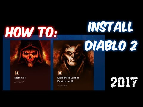 How to: Install Diablo 2 in 2017 - Xtimus