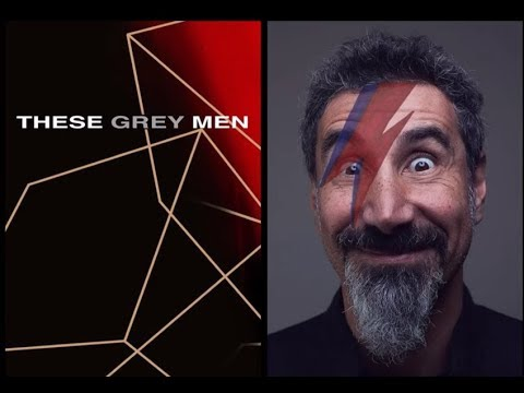 """These Grey Men (system of a Down) debut cover of """"Starman""""!"""