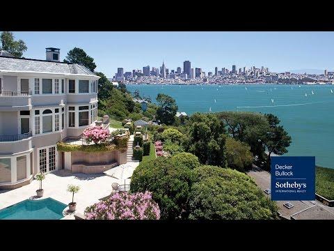 255 Golden Gate Ave - Belvedere CA | Belvedere Homes For Sale