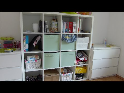 room tour 1 mein zimmer ikea m bel youtube. Black Bedroom Furniture Sets. Home Design Ideas