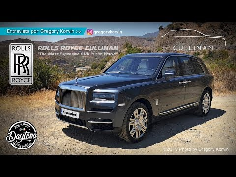 Rolls-Royce Cullinan I Review Prueba I Daytona Puerto Banús I Marbella