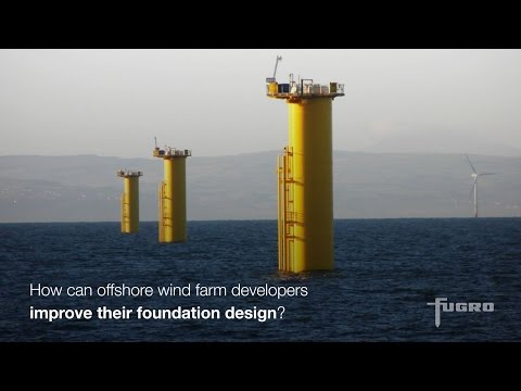 Offshore windfarm foundation cost reduction