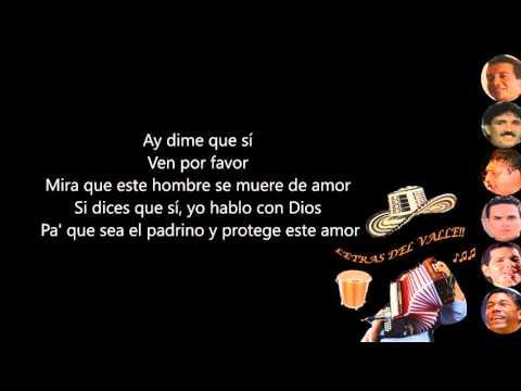 Loco por tu amor - Martín Elías (LETRA)