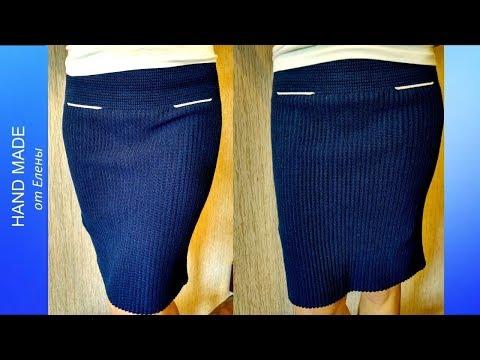 Крючком женские юбки